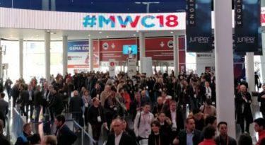 5G, GDPR, AI e muito mais no MWC 2018